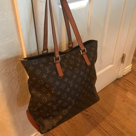 0c059c9a Beautiful Vintage LouisVuitton Large Mezzo Tote
